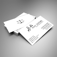 avukat kartvizit tasarımı
