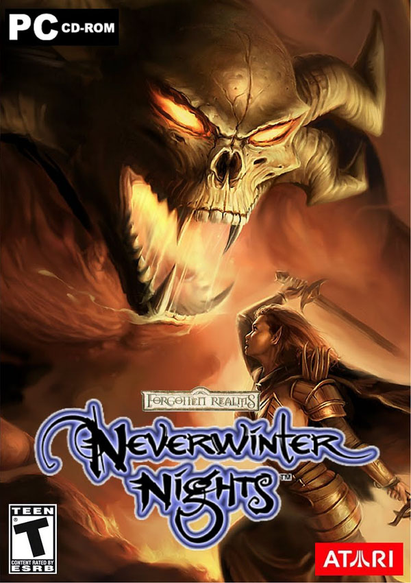 Neverwinter Nights Download Cover Free Game