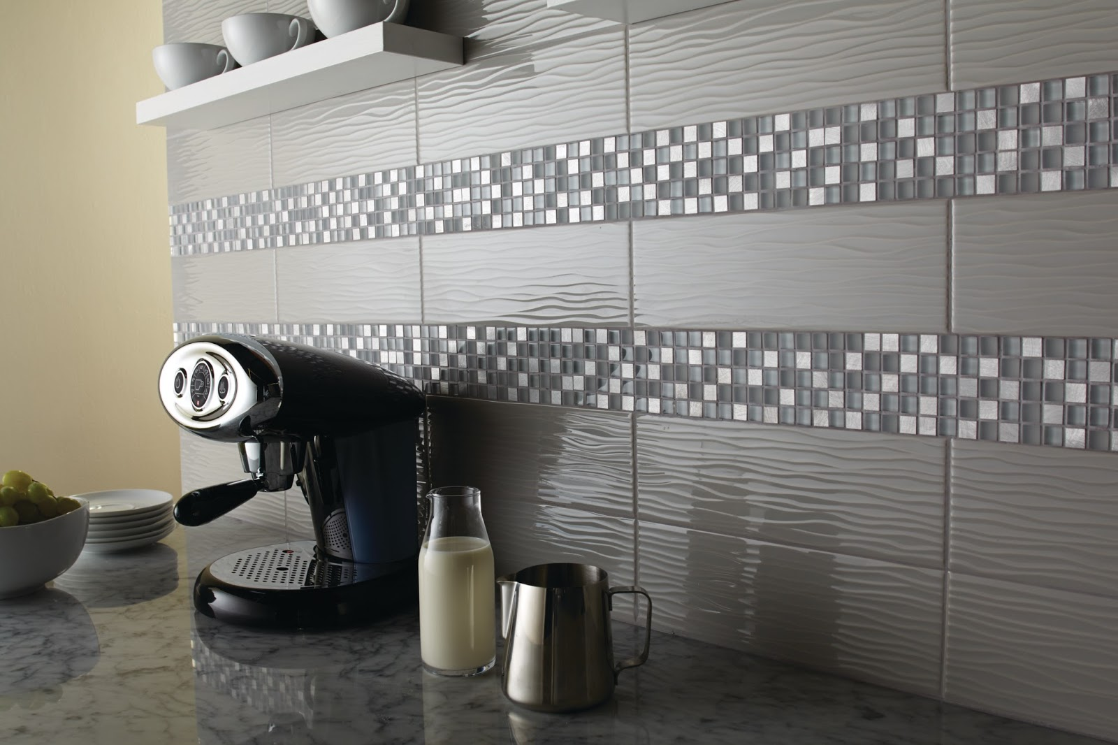 Isc surfaces great looks beyond the subway tile part 1 light smoke gloss 4 14x12 34 dailygadgetfo Image collections