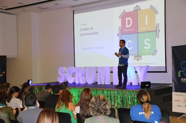 Liderazgo y agilidad empresarial - Scrum Day Colombia