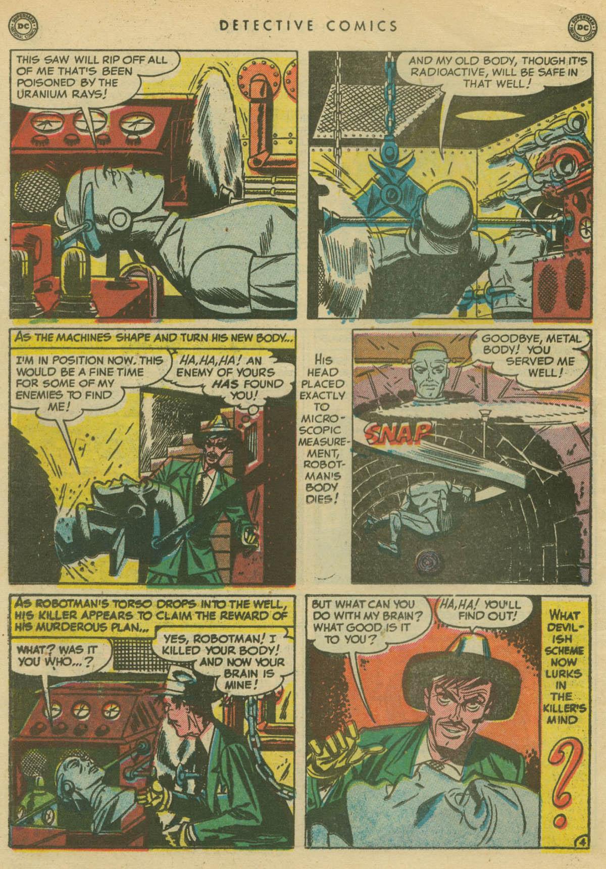 Detective Comics (1937) 167 Page 29