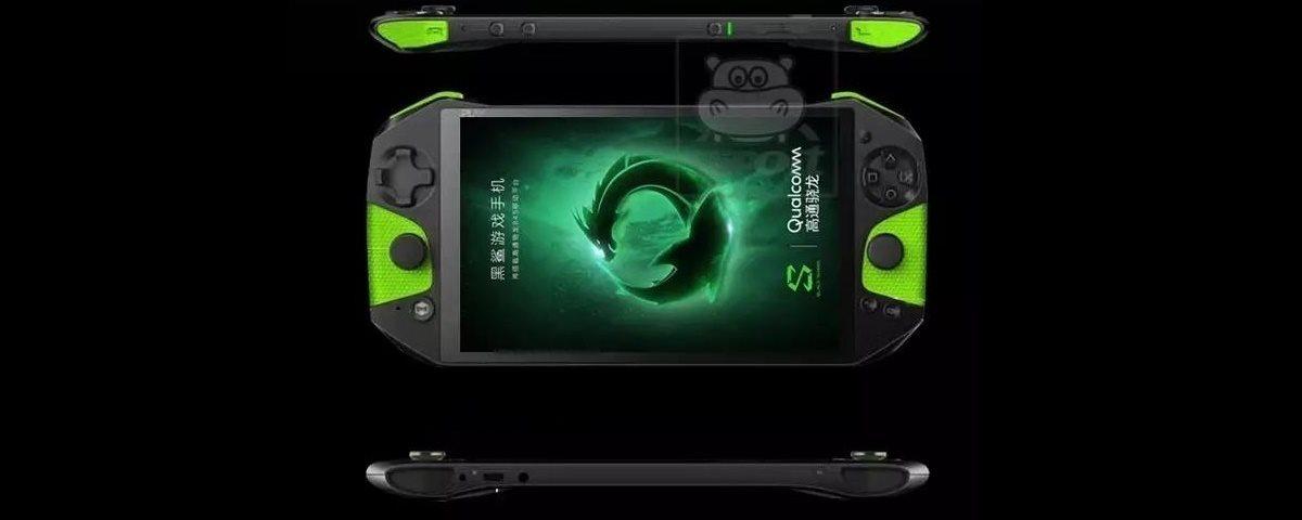 Xiaomi meluncurkan smartphone game Black Shark