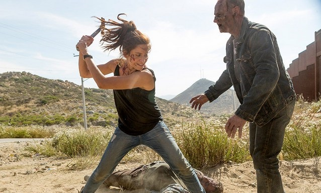 Finale de la segunda temporada de 'Fear the Walking Dead'