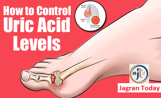 Uric Acid ko Niyantrit Karne ke Upay