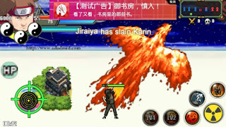 Download Narsen Ninja Storm Council By CN8 Apk