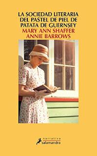 La sociedad literaria y del pastel de piel de patata- Mary Ann Shaffer