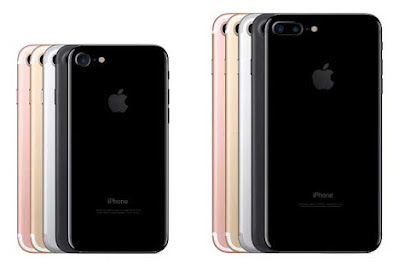 iPhone 7 dan 7 Plus Generasi Kesepuluh (2016)