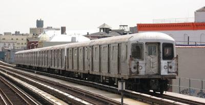 Wagon serii R42s - metro Nowy Jork