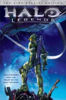 descargar Halo Legends en Subtitulado