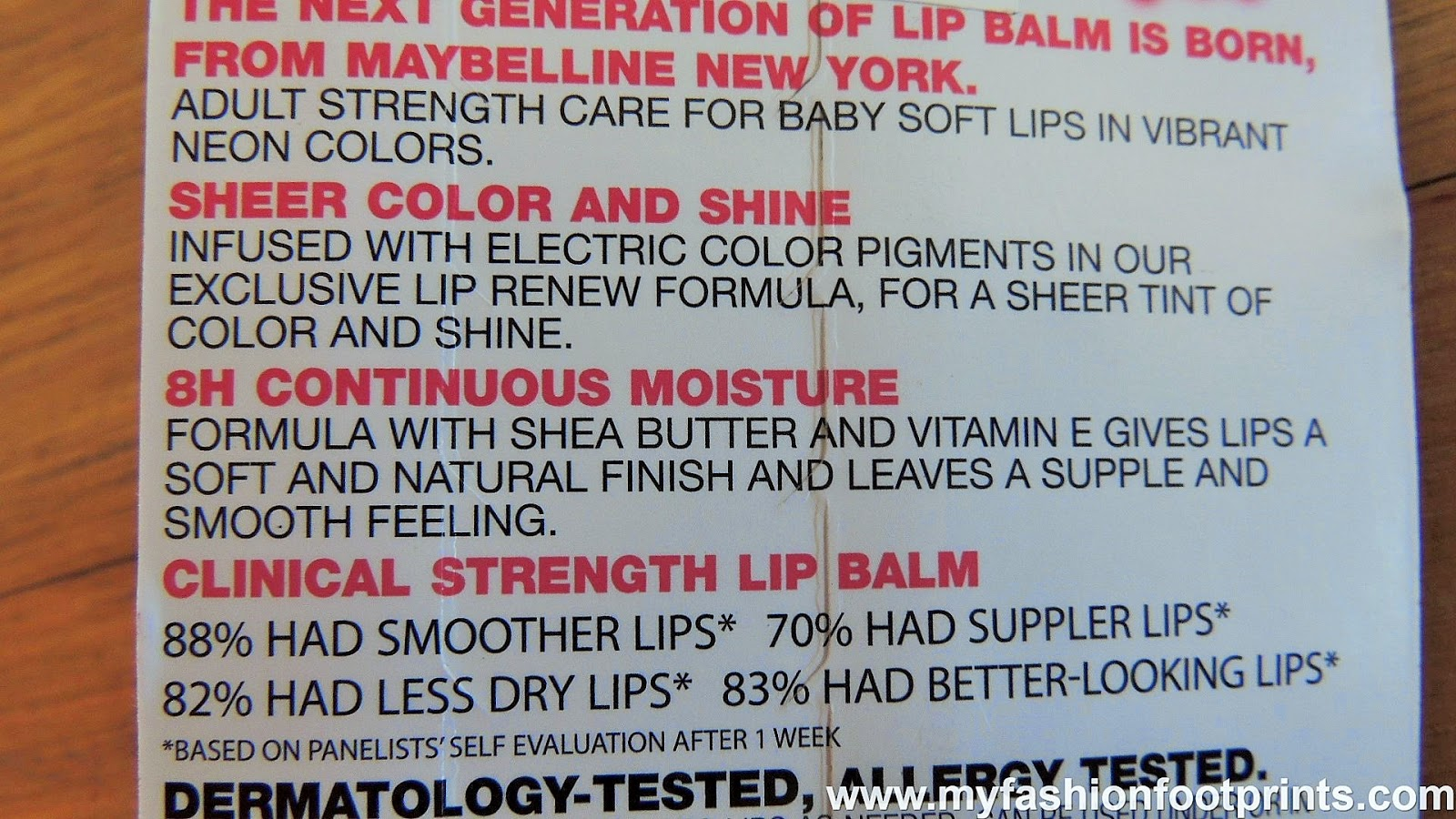 Maybelline Baby Lips Electro Pop Lip Balm - Pink Shock