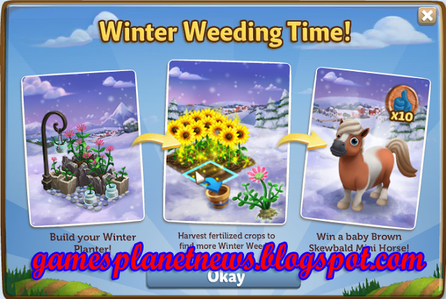 Farmville 2 Cheaters: Farmville 2 Cheat Code For Winter Planter
