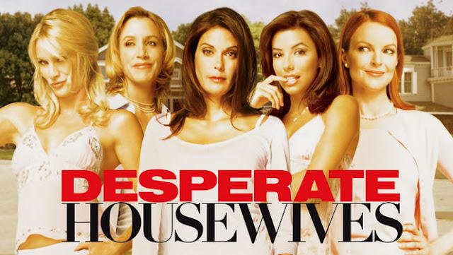 مسلسل Desperate Housewives