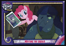 My Little Pony Meeting the Locals MLP the Movie Trading Card