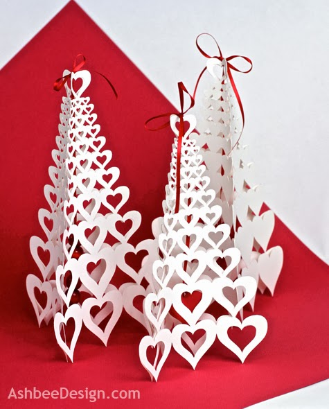 You Can Resize The Pattern And Make A Collection In Various Sizes And Shades Of Red Pink And White For A Stunning Centerpiece It Is Both Cameo And