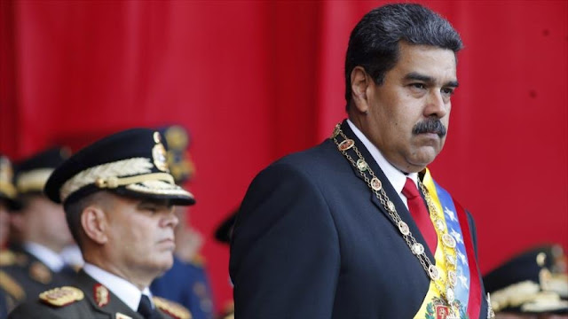 """Medio revela """"plan de transición"""" de EEUU para derrocar a Maduro"""