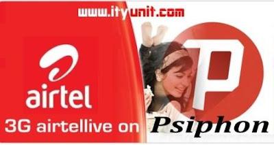Airtel-3G-Psiphon