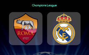 مشاهدة مباراة ريال مدريد وروما بث مباشر اليوم