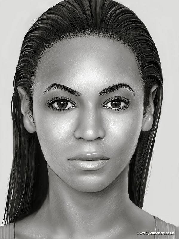 06-Beyonce-Visual-Artist-Kyle-Lambert-iPad-Hyper-realistic-Portraits-www-designstack-co