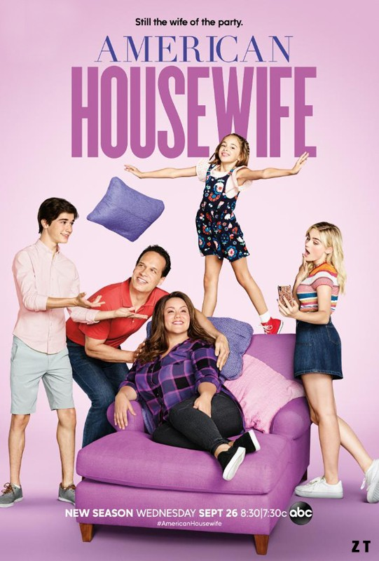 American Housewife (2016) – Saison 4 [Streaming] [Telecharger]