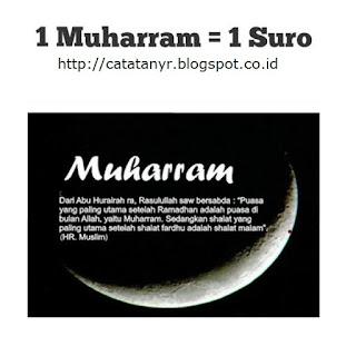 Mengenal Tradisi Dalam Perayaan 1 Muharram Di Indonesia