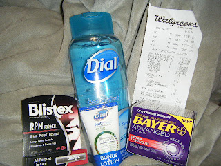 [NOTE] Walgreens Trip (Paid $1...