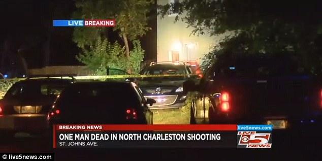 Ladontes Miller ditembak seorang tidak dikenal dalam berhubungan Sex di dalam mobil