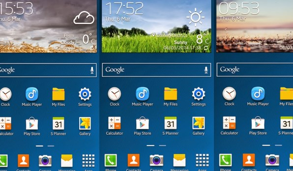 Samsung Weather Free Download on Android App