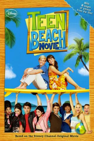 Teen Beach Movie [2013] [DVDR] [NTSC] [Latino]