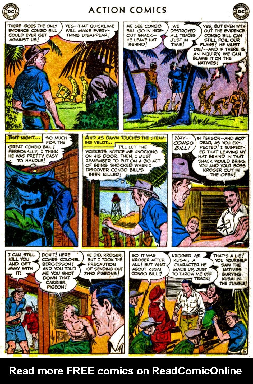 Action Comics (1938) 161 Page 30
