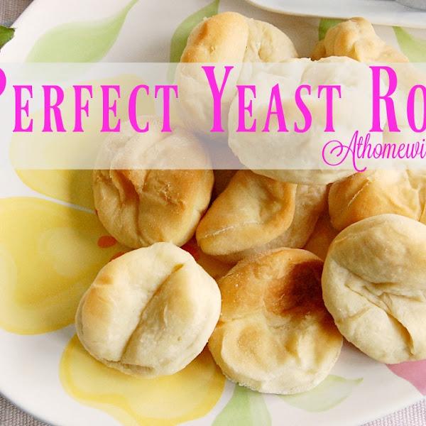 Perfect Yeast Rolls Tips & Recipe