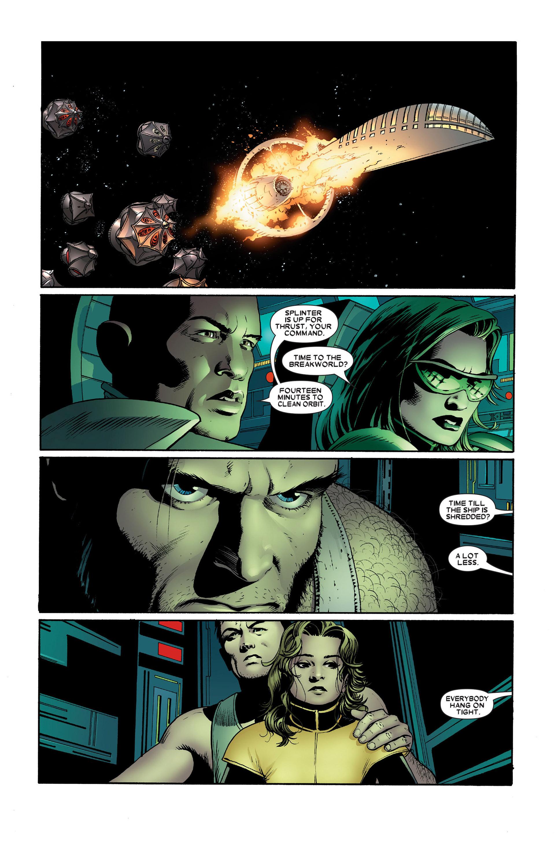 Read online Astonishing X-Men (2004) comic -  Issue #20 - 3