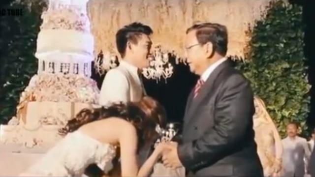 Kenangan Pernikahan Dylan Sahara dan Ifan Seventeen yang Dihadiri Prabowo