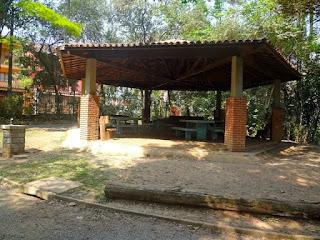 Parque Luis Carlos Prestes - Área de piquenique