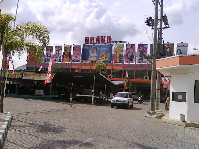 Bravo Supermarket Cepu