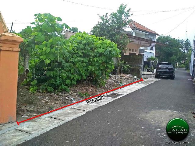 Tanah Dijual jalan Kaliurang Km 12,5