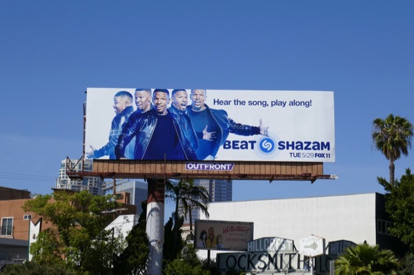 Beat Shazam season 2 billboard