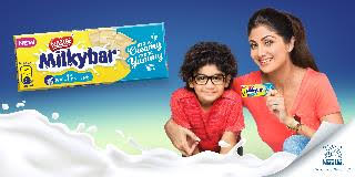 MILKYBAR launches new ad campaign that supports playing and learning