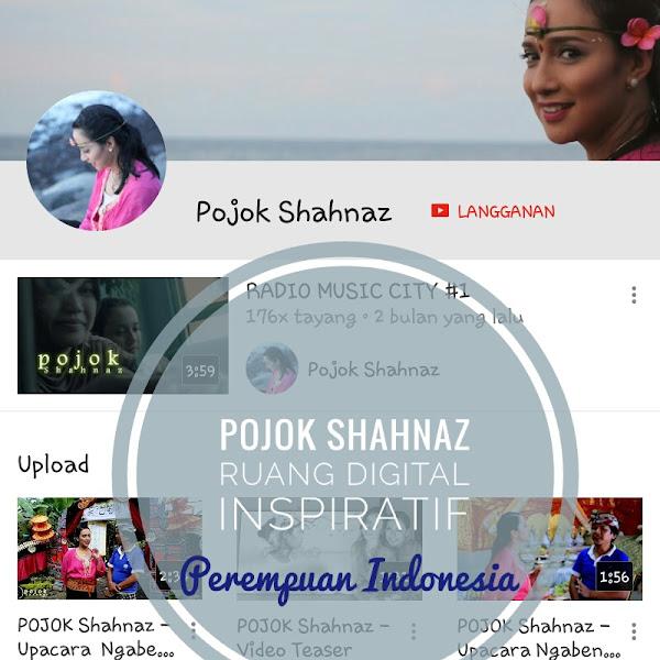 Pojok Shahnaz Ruang Digital Inspiratif Perempuan Indonesia