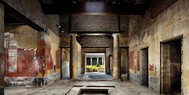 Posesion y casa de la antigua Roma