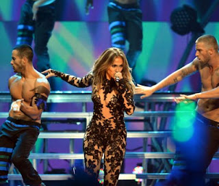 Premios Juventud With Jennifer Lopez Featuring Pitbull!