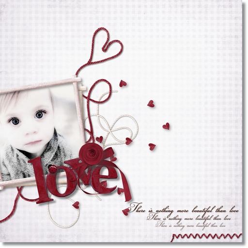 DSB  Valentine LOVE