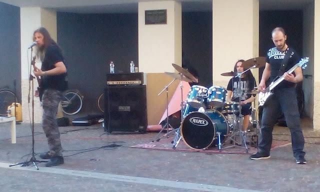 Vitae Ex Novo, Progressive Death Metal Band from Italy, Vitae Ex Novo Progressive Death Metal Band from Italy