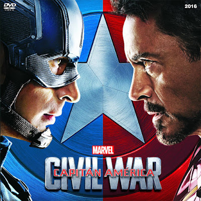 Capitán América - Civil War - [2016]