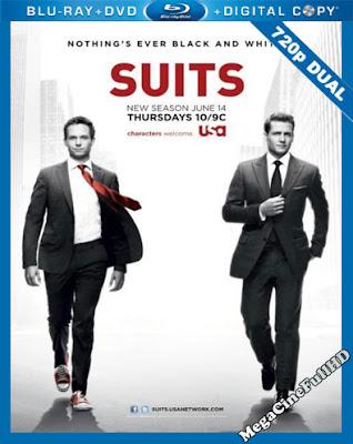 Suits Temporada 2 HD 1080P Latino