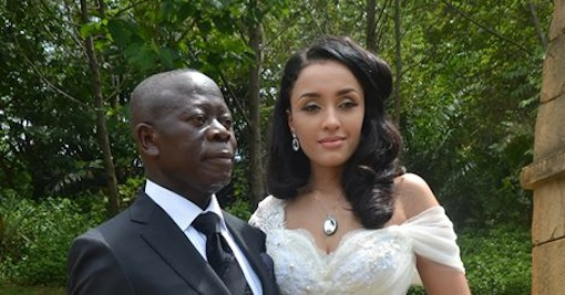 lara oshiomhole talks about divorce rumours