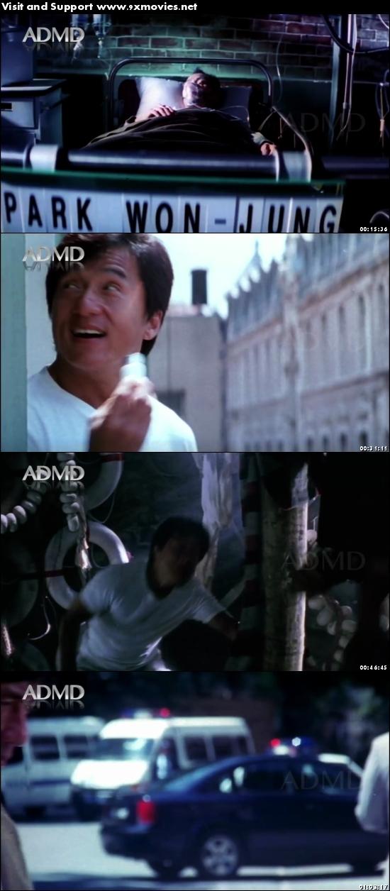 The Accidental Spy 2001 Hindi Dubbed 480p HDRip