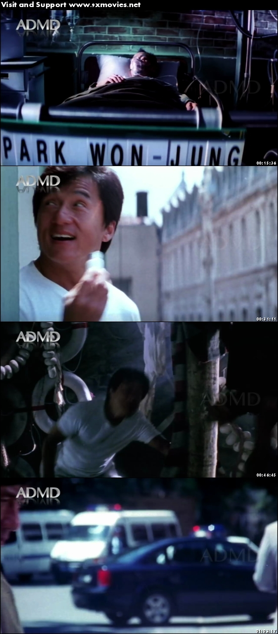 The Accidental Spy 2001 Hindi Dubbed 720p HDRip