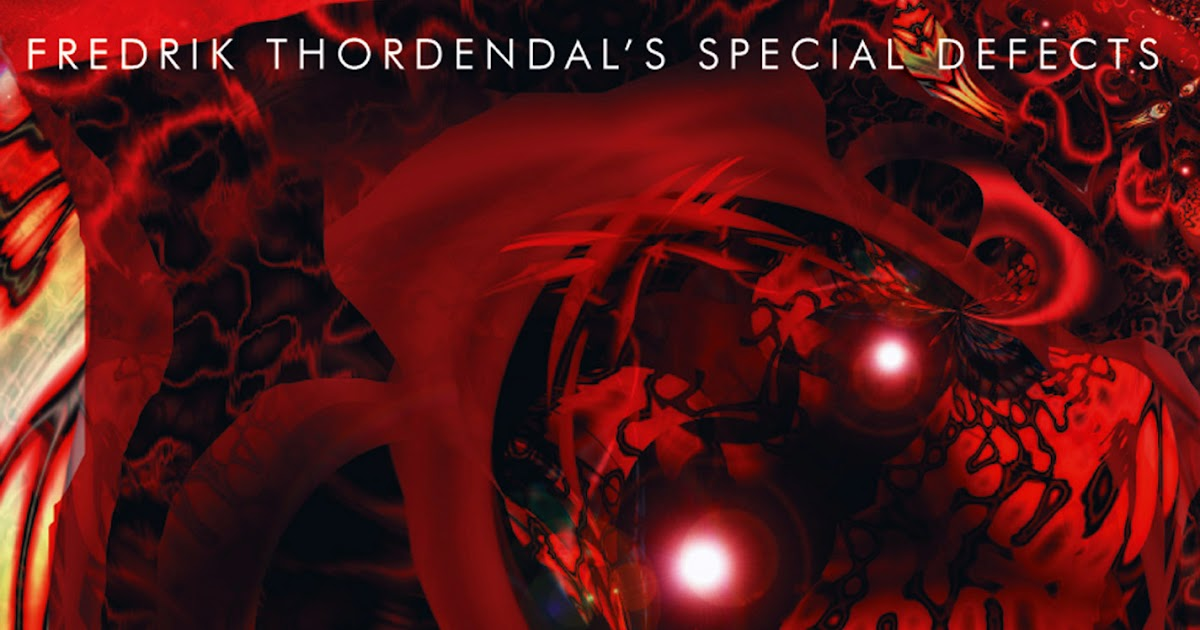 ılılı  SO METAL IT HURTS  ılılı : Fredrik Thordendal's Special