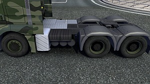 ETS 2 Army wheels