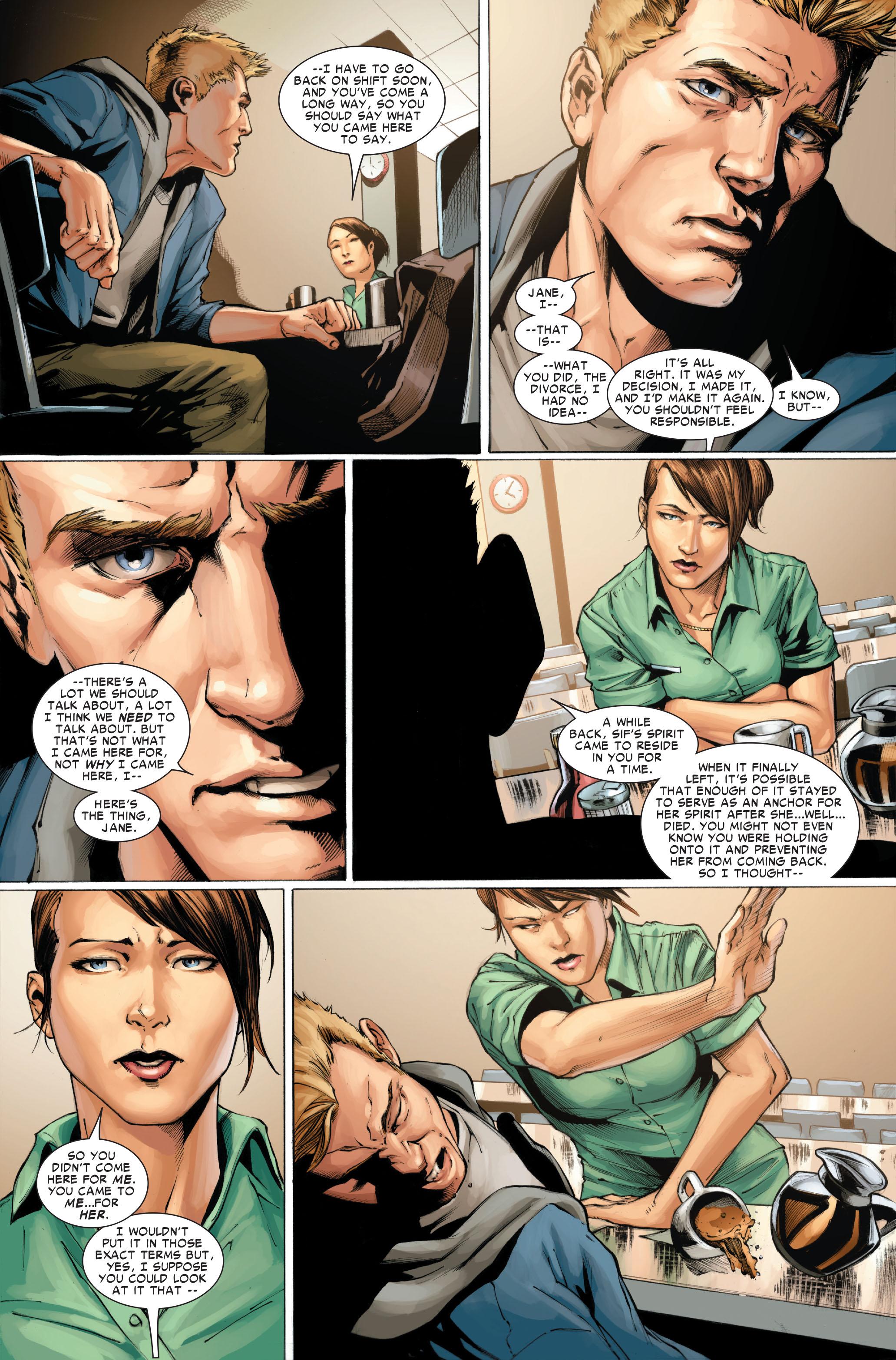 Thor (2007) Issue #8 #8 - English 11